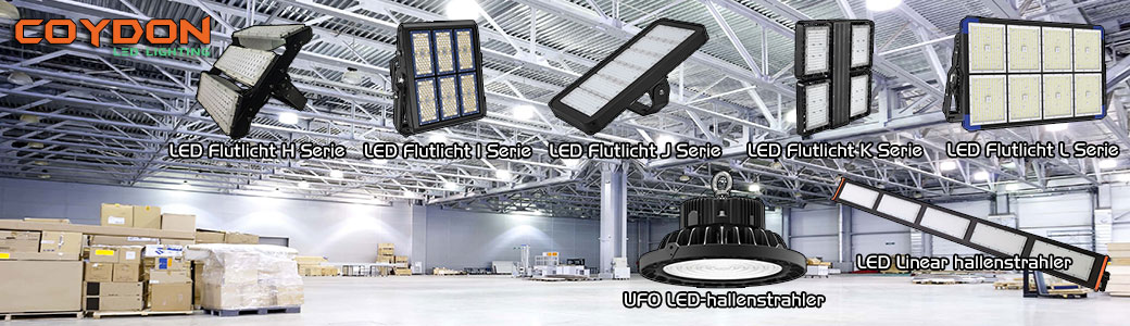 Industrielle LED-Beleuchtung